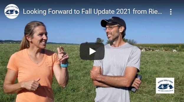What's the latest news from your farmers?