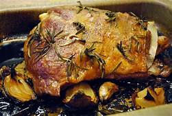 Lamb Shoulder Roast
