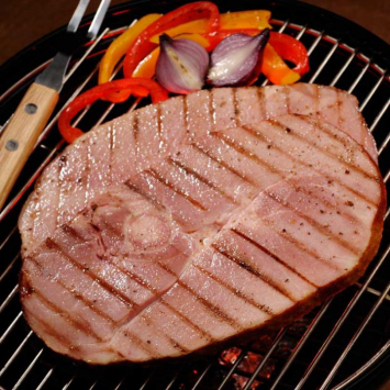 Center Cut Ham Steak*