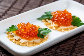Keta Salmon Caviar (Roe)
