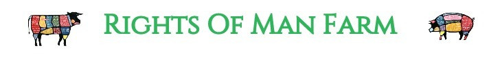 Rights of Man Farm Logo
