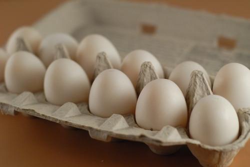 Half a Dozen Duck Eggs