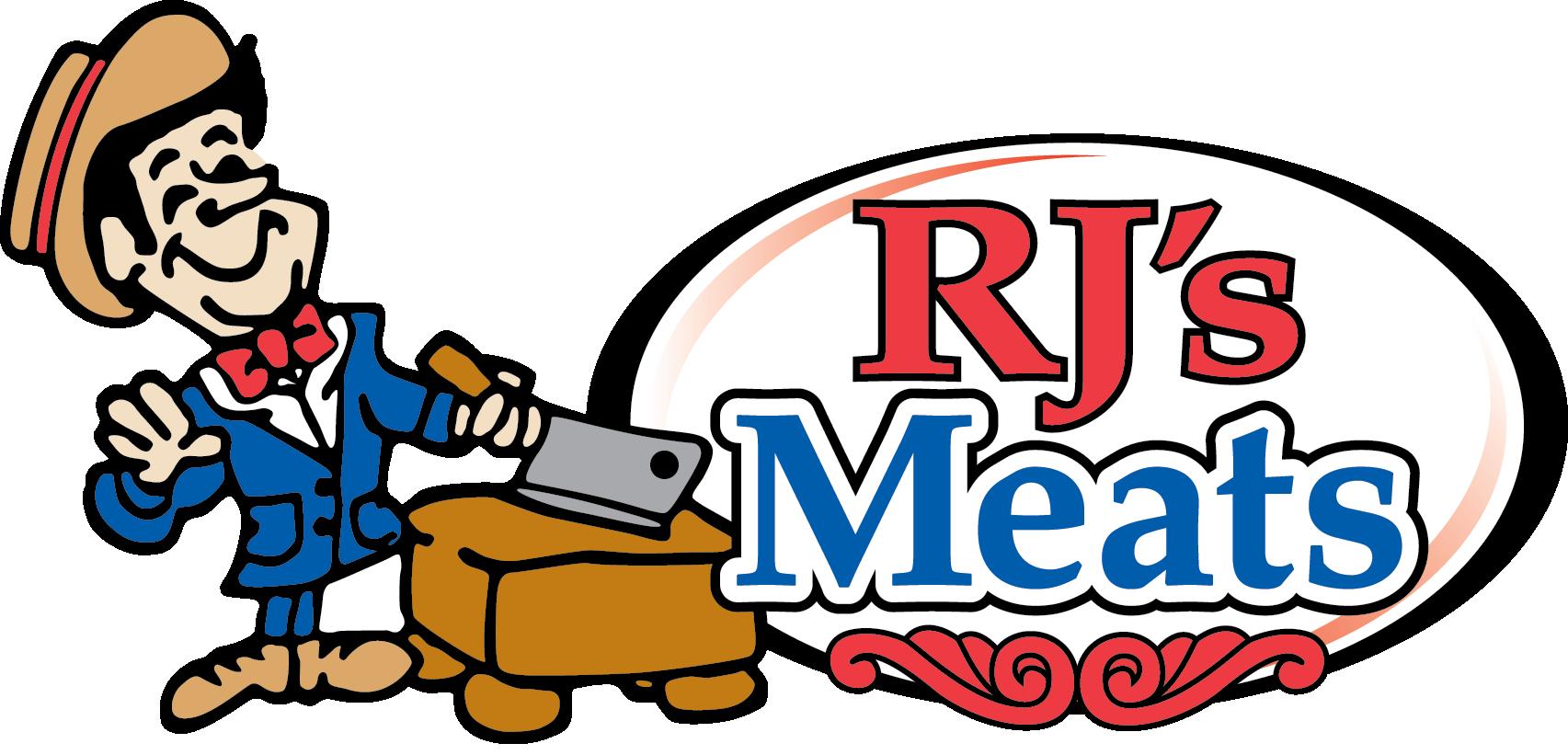 RJ's Meats Logo