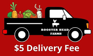 $5 Delivery Fee