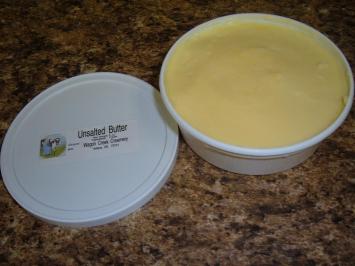 Grass Fed Butter 8 oz