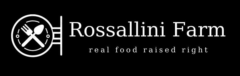 Rossallini Farm Logo