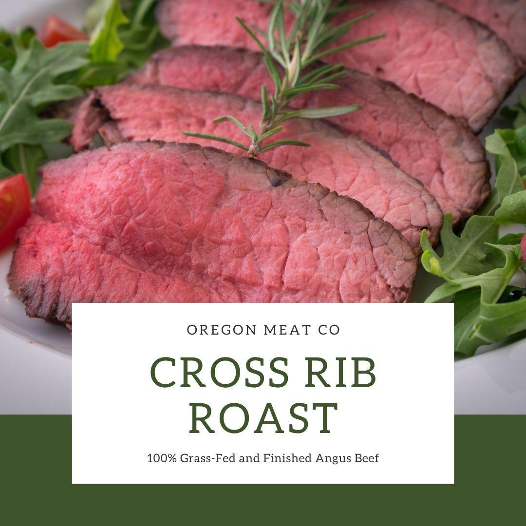 Cross Rib Roast