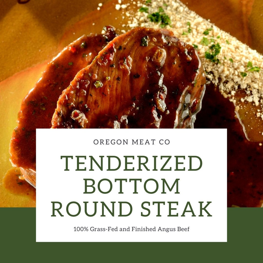 Tenderized Bottom Round Steak