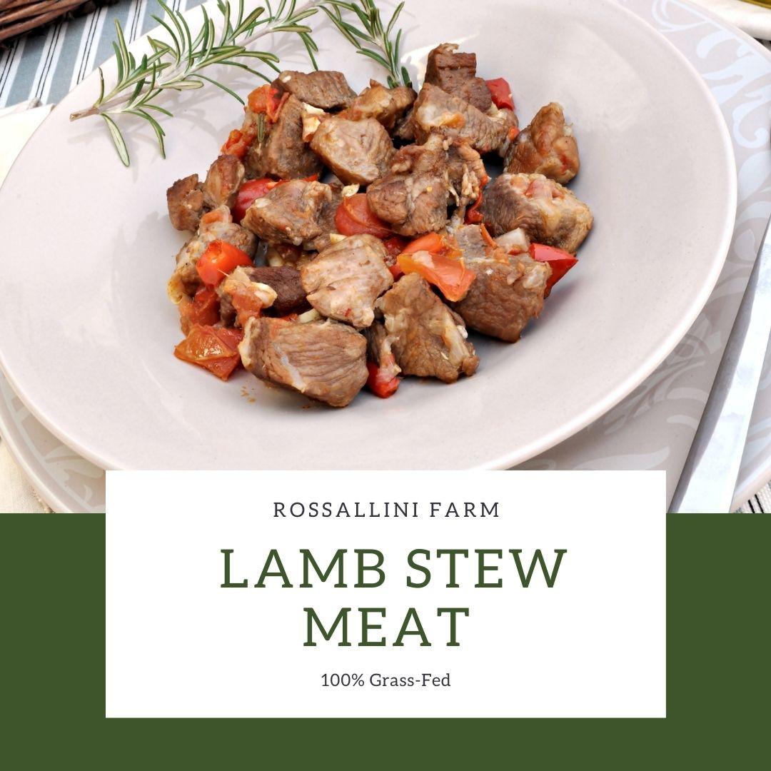 Lamb Stew Meat