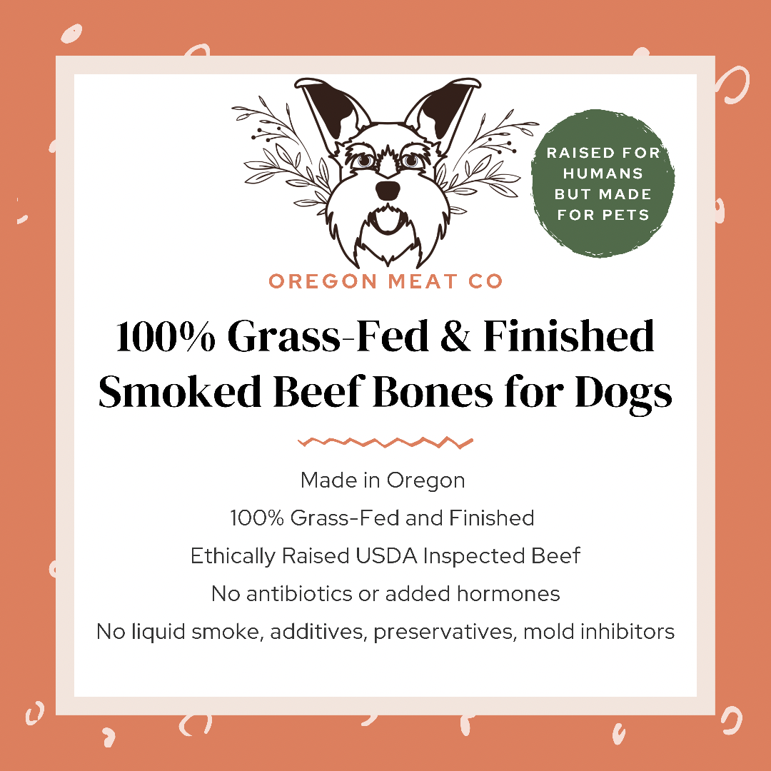 Smoked Beef Bone for Dogs