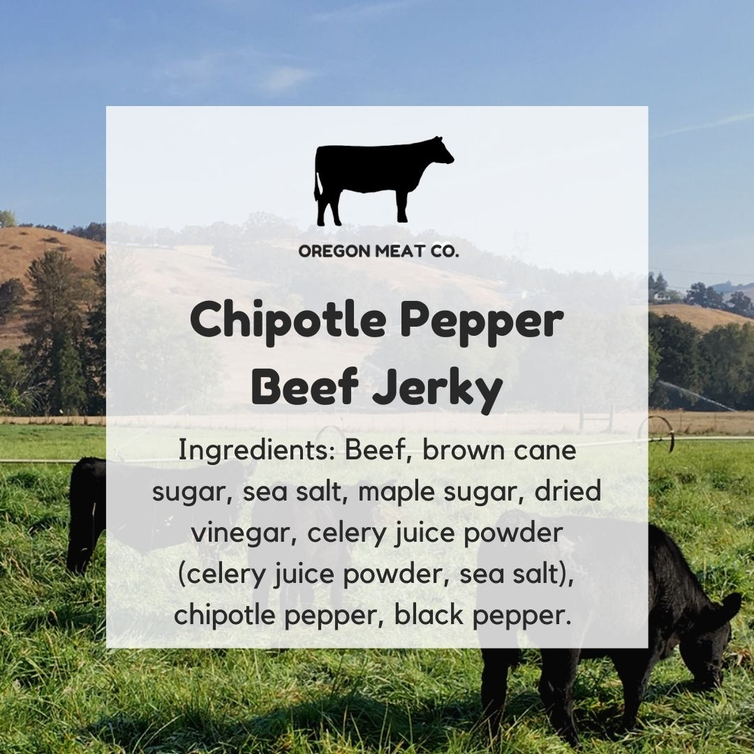 Beef Jerky - Chipotle Pepper