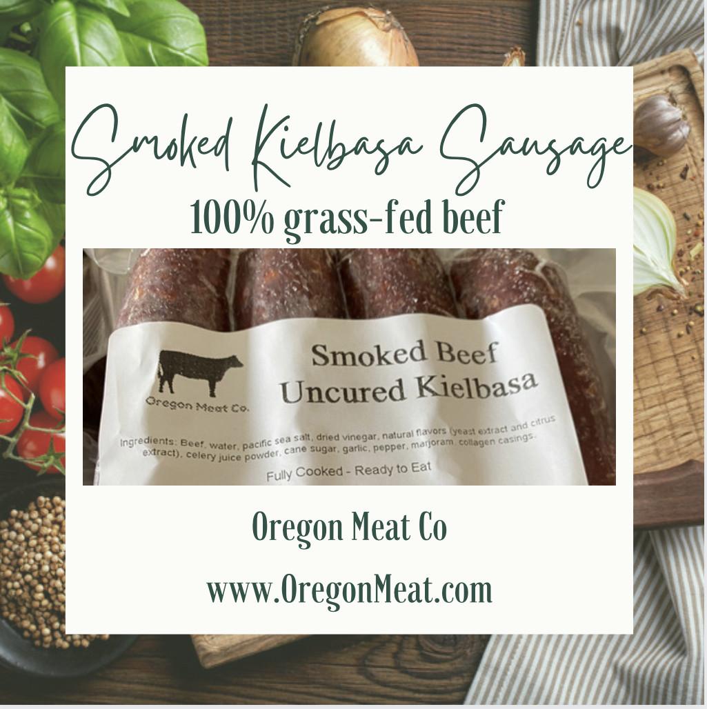 Sausage - Smoked Kielbasa (Beef)