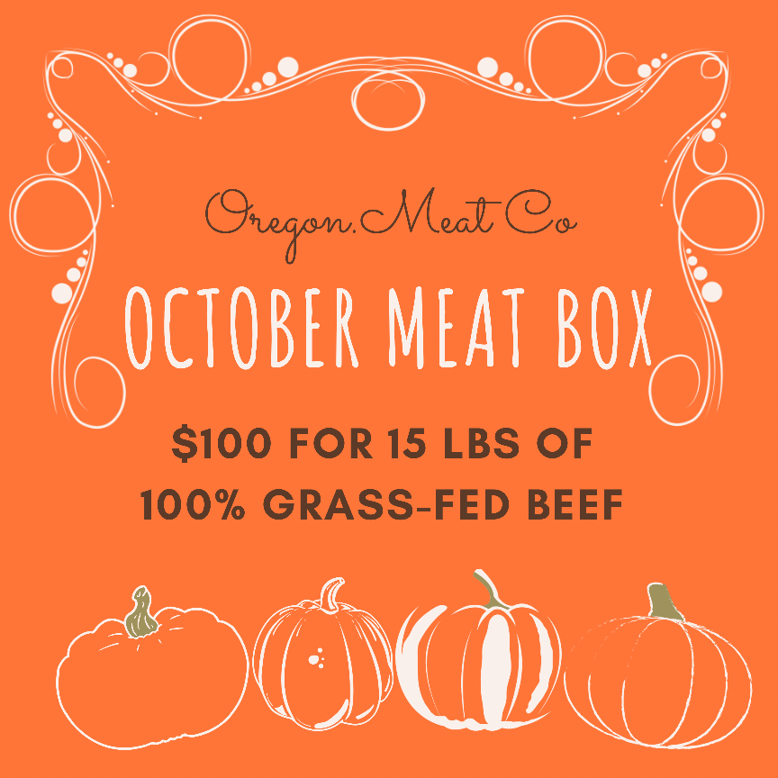 October Meat Box