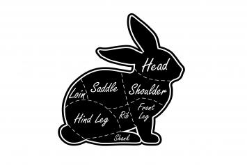 Whole Rabbits