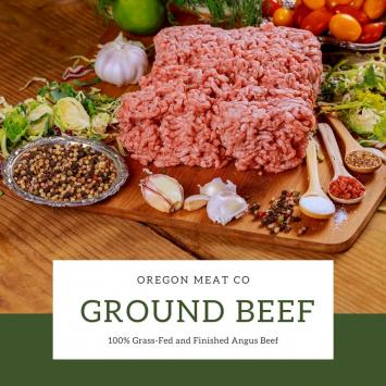Bulk - Ground Beef 20 lb box