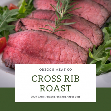 Cross Rib Roast