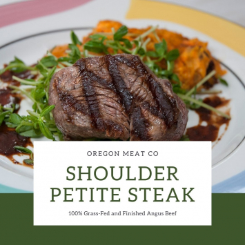 Shoulder Petite Steak