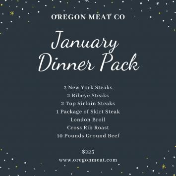 January Dinner Pack