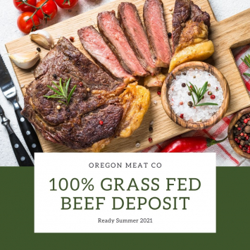 Deposit - Whole Beef Summer 2021