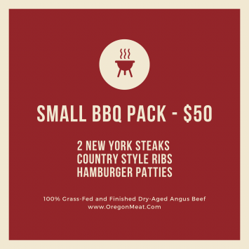 Small BBQ Pack