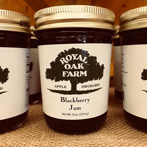 Jam - Blackberry Jam