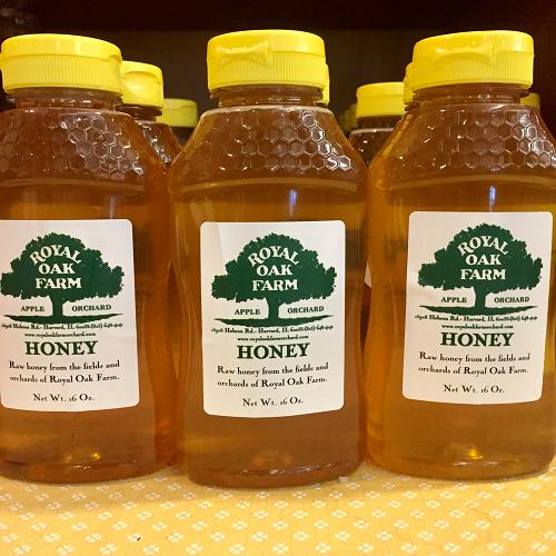 Honey - 16oz Squeeze Bottle