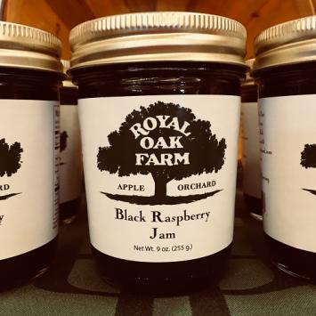 Jam - Black Raspberry Jam
