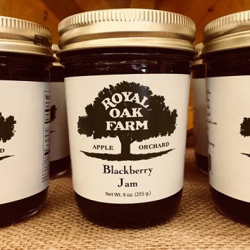 Jam - Blackberry Jam
