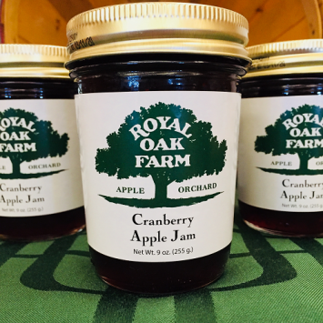 Jam - Cranberry Apple Jam