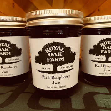 Jam - Red Raspberry Jelly