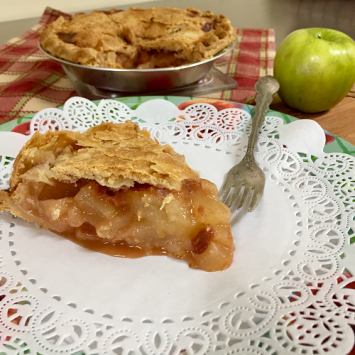 Baked Apple Pie - Large