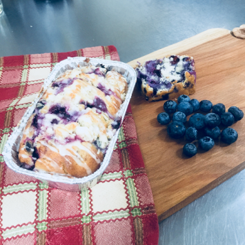 Bread - Blueberry