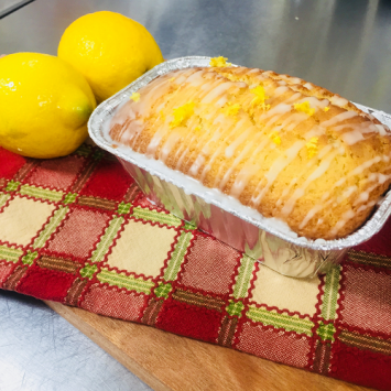 Bread - Lemon