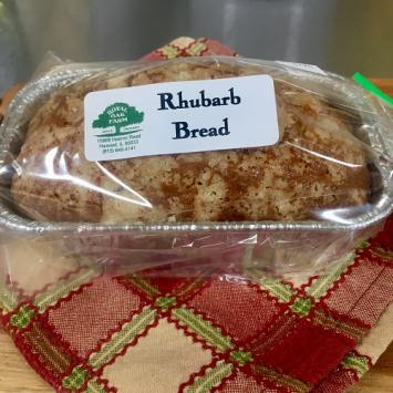 Bread - Rhubarb