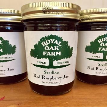 Jam - Seedless Red Raspberry