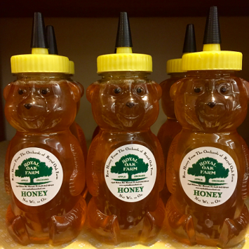 Honey - 12oz Bear