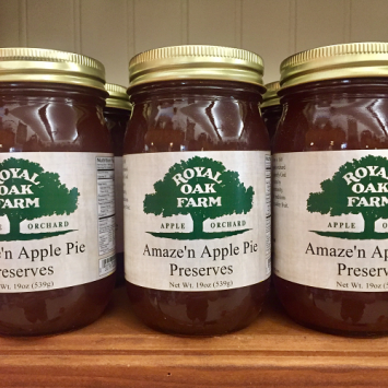 Jam- Amaze'N Apple Pie Preserves