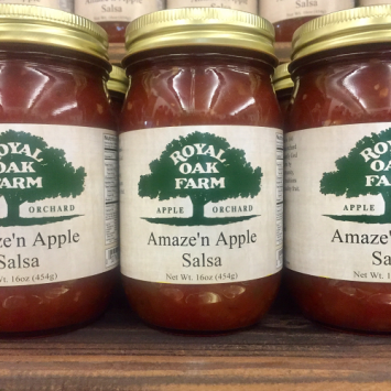 Salsa - Amaze'N Apple