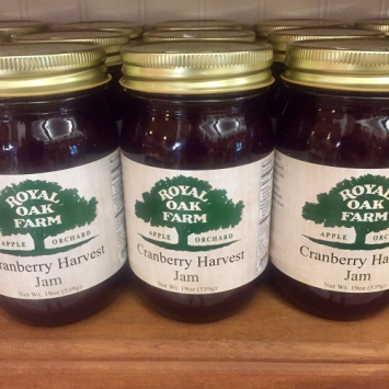 Jam - Cranberry Harvest 19 oz.