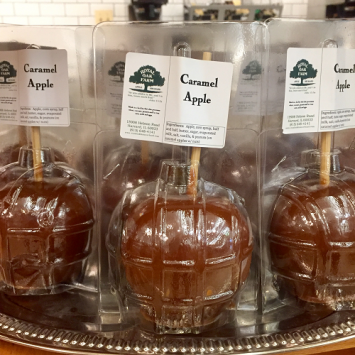 Caramel Apple - without nuts