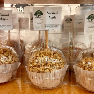 Caramel Apple - with nuts