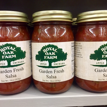 Salsa - Garden Fresh