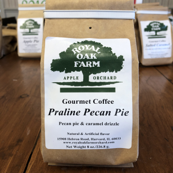 Coffee - Praline Pecan Pie 8 oz.