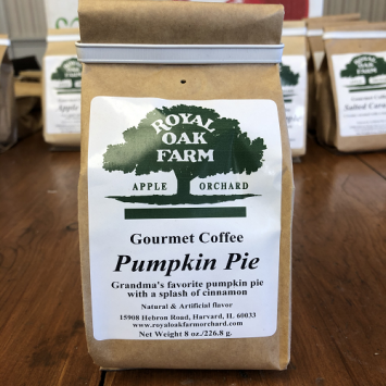 Coffee - Pumpkin Pie 8 oz.