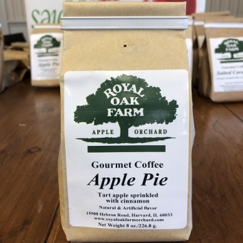 Coffee - Apple Pie 8 oz.