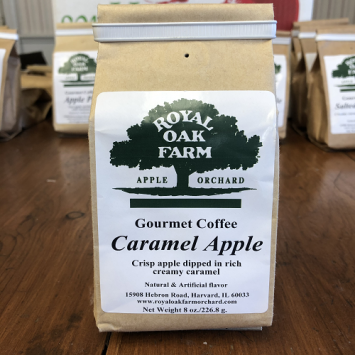 Coffee - Caramel Apple 8 oz.