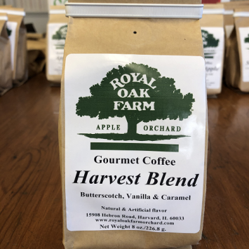 Coffee - Harvest Blend 8 oz.