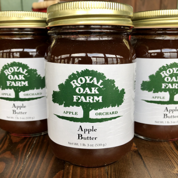 Apple Butter - 1 lb. 2 oz. Jar