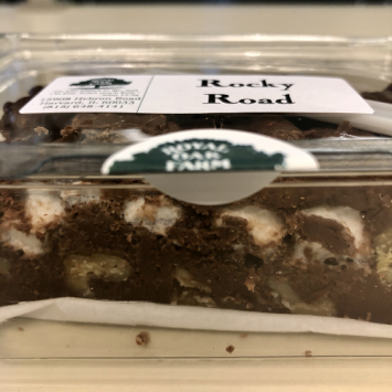 Fudge - Rocky Road (2 piece package)