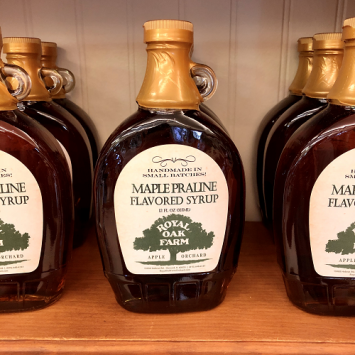 Syrup - Maple Praline